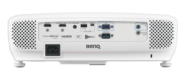 HDMI×2、ミニD-sub15ピン×1、オーディオミニジャック×1