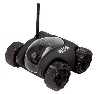 堂吉诃德推出可进行远程操控的移动式监控摄像机