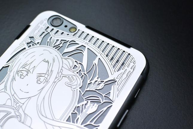 スマートフォンケースの製品イメージ