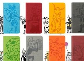 ウルトラマン、セブン、バルタン、ブースカも...iPhone 7向けウォレット型ケース