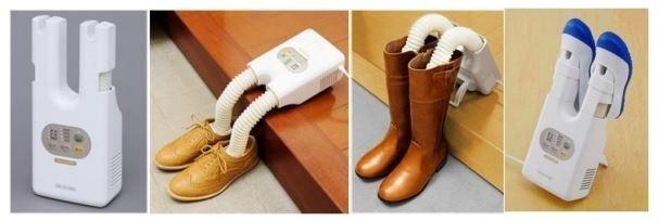 伸縮するノズルで、玄関に靴を置いたまま、すぐに使える(写真はイメージ)