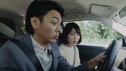 「(車が)曲がれない…」(彼氏)