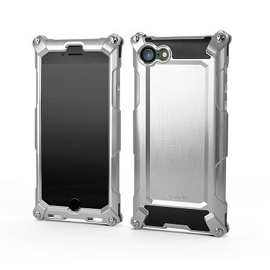 高強度ジュラルミンがスタイリッシュにiPhone 7を守る