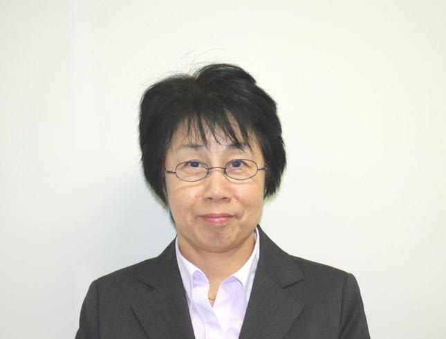 帝京大学薬学部の金子希代子教授