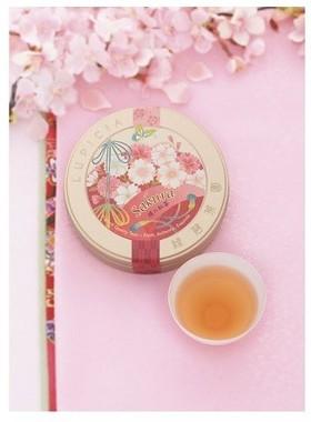 着物の友禅柄をイメージした優美な桜のデザイン