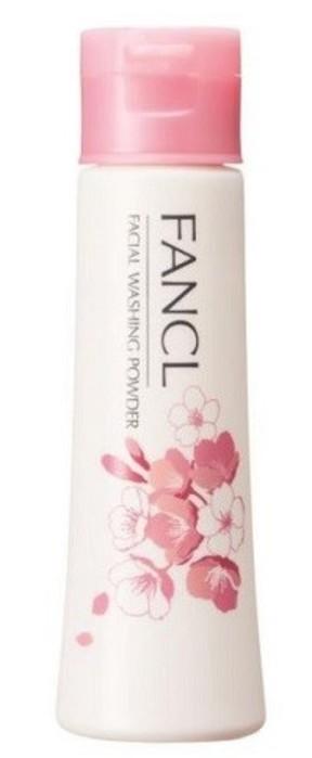 極上のうるつる肌に洗い上げる春バージョン...ファンケル「洗顔パウダー<桜>」