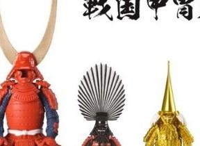 大河「直虎」で注目の「井伊直政」ら...ガシャポン新甲冑シリーズ