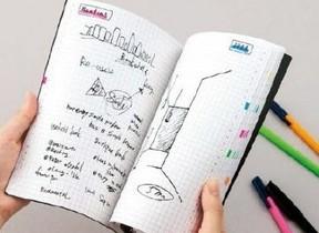 どこに何を書いたかをスマートに探せる「検索ノート」 デザインフィル