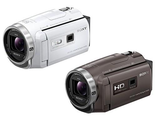 ソニーの「HDR-PJ680」