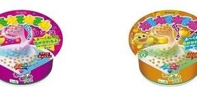色が変わる不思議な「ねるねるねるねアイス」新発売、クラシエフーズ