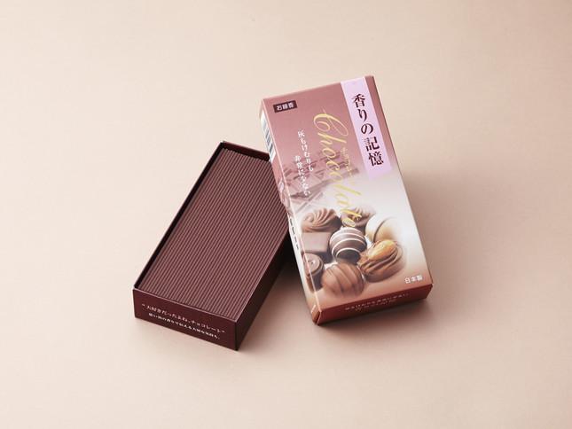第3弾はチョコレートの香り