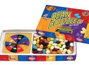 見た目は同じでも味は......ジェリービーンズ「Bean Boozled」