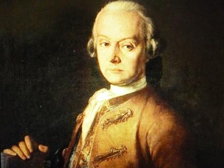 父親 レオポルド・モーツァルトの肖像