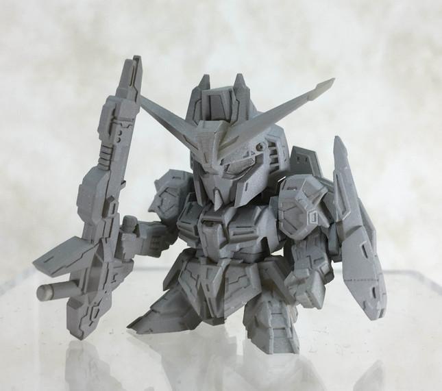 第2弾の「Zガンダム」原型