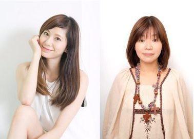 麻美ゆまさん(左)と「オアシズ」の大久保佳代子さん