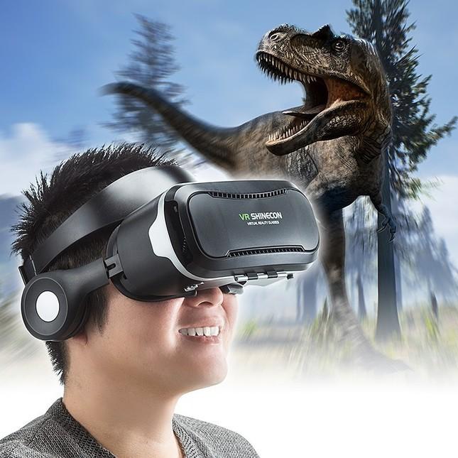 VR映像や3D映像を楽しめる