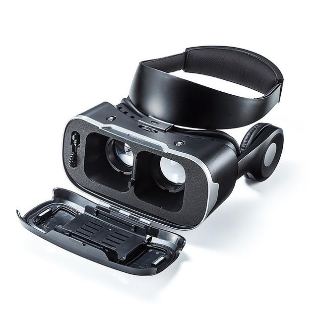 使う人に合わせて焦点距離と瞳孔間距離を調節できるダイヤル付き