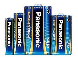 パナソニックのアルカリ乾電池「EVOLTA NEO」