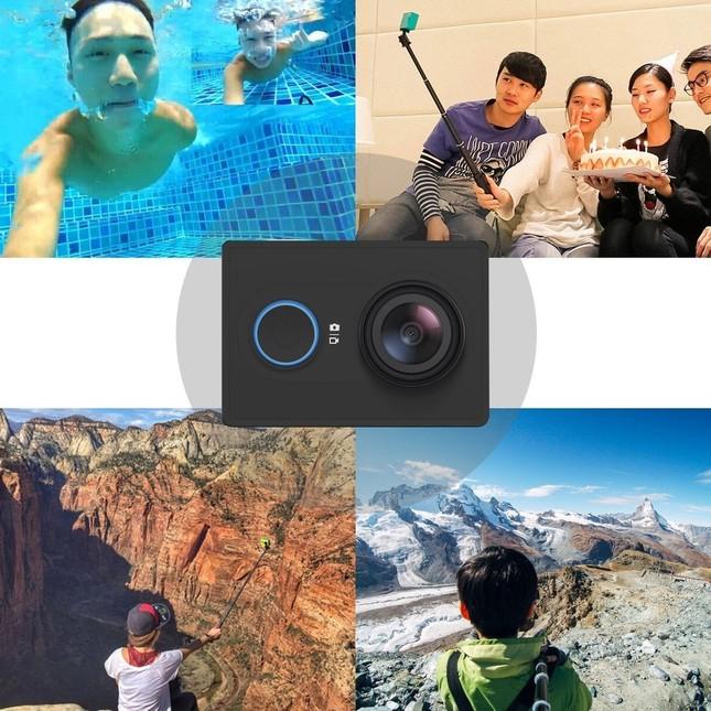ビデオや写真の共有も簡単、超広角レンズでパノラマ式動画も