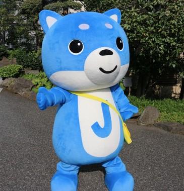 J-CASTニュースのゆるキャラ「カス丸」