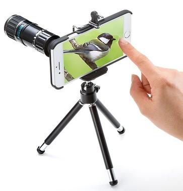 望遠レンズは光学12倍で画質が落ちることがない