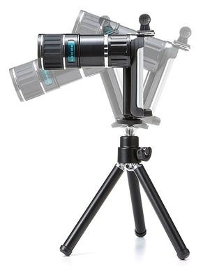 根元部分が360度回転し撮影しやすい角度に調整できる