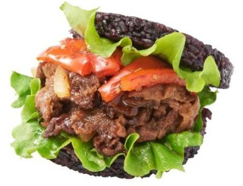 海外で人気の焼き肉ライスバーガー