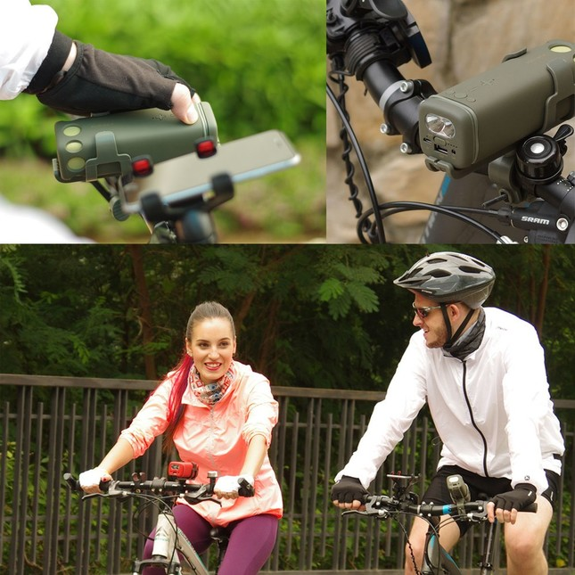 スマホと合わせてサイクリングに欠かせぬツール