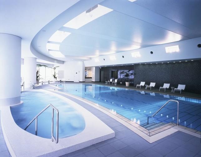 フィットネスクラブ プール