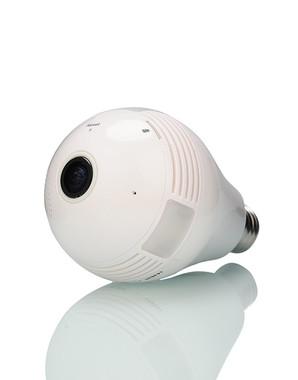 電球型ネットワークカメラ
