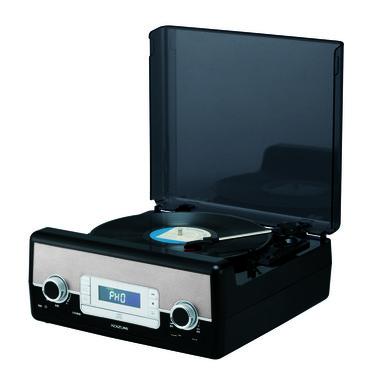 マルチレコードプレーヤー SAD-9801