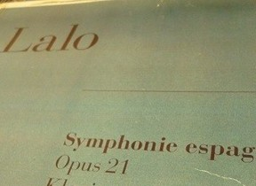 南欧スペインの情熱を漂わせる、交響曲という名の協奏曲、ラロの「スペイン交響曲」