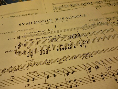 第1楽章は『交響曲』と名乗るにふさわしい勇壮な出だしで始まる