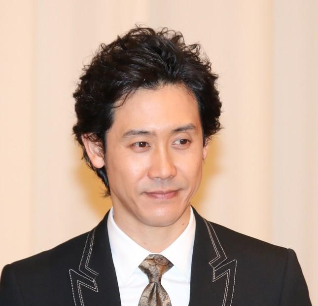 司会を務めた俳優の大泉洋さん(2017年2月8日撮影)