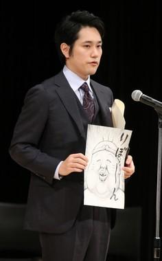 主演男優賞は、俳優の松山ケンイチさんに(2017年2月8日撮影)