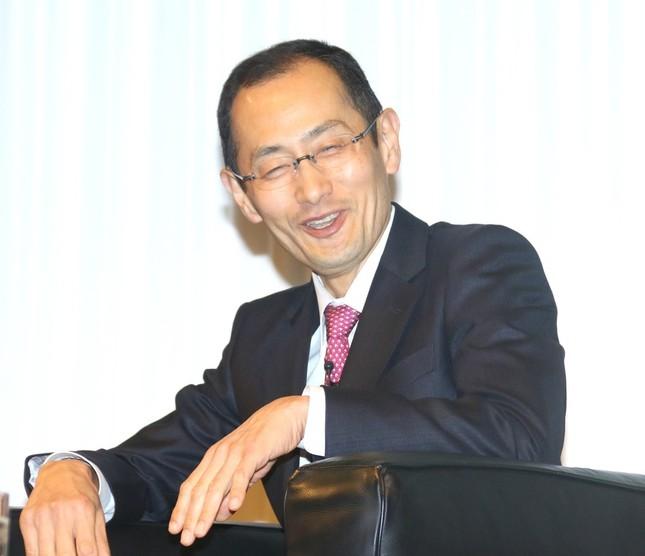 山中伸弥・京都大学iPS細胞研究所長(2017年2月10日撮影)