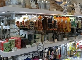 金物問屋の強み生かした店舗「金山新吉」 道具にこだわり守る「和の食文化」