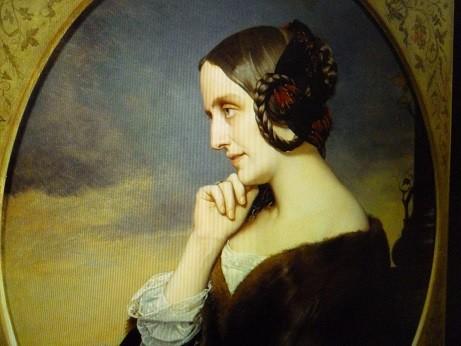 マリー・ダグー夫人の肖像