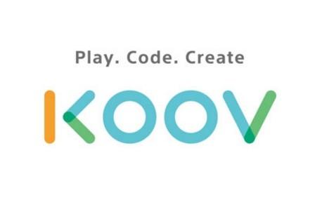 「KOOV」のロゴ