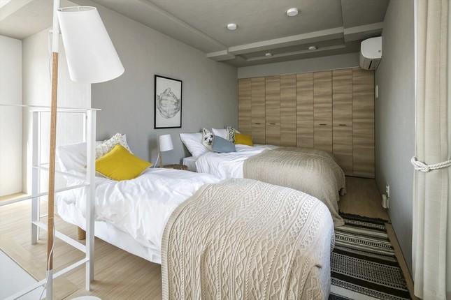 「KARIO KAMATA」のベッドルーム