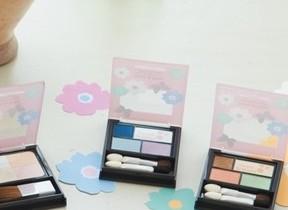 ナリス化粧品「オトナオトメ」から春のアイカラー&ハイライト