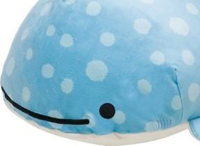 ジンベイザメの「じんべえさん」 ふかふかもちもちのぬいぐるみ
