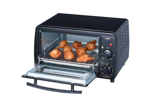 食材自体の油を利用して調理し揚げ物をノンフライで