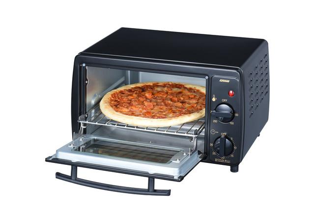 庫内は一般的なチルドピザがそのまま入る