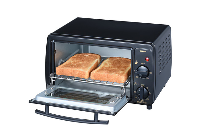 山型食パンは2枚同時にトースト