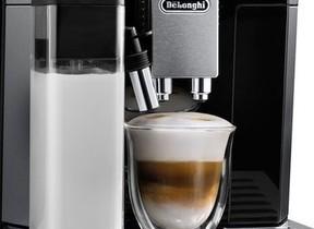 デロンギから「全自動コーヒーマシンの最高峰」...「挽きたての豆から味わえる」フルスペックモデル