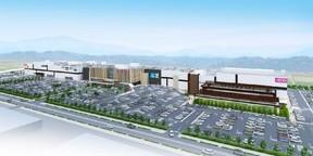 石川・小松に巨大モール3月開業 真のターゲットは「イオン空白県」福井か!?