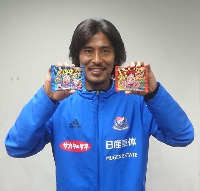 元サッカー選手の中澤佑二氏