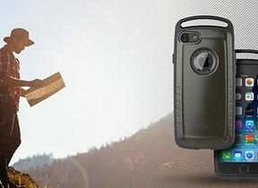 米MILスペック準拠、耐衝撃iPhone 7ケース「GRAVITY Shock Resist Case Pro.