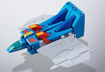 ブングル・ローバー。下半身を構成するマシン。飛行型から走行型へ変形可能